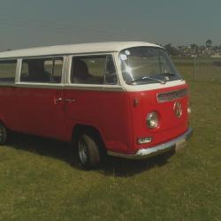 Vw Combi 1971