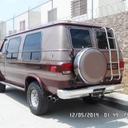CHEVY Van 1984