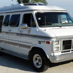 GMC VANDURA STARCRAFT 1987 DISPONIBLE