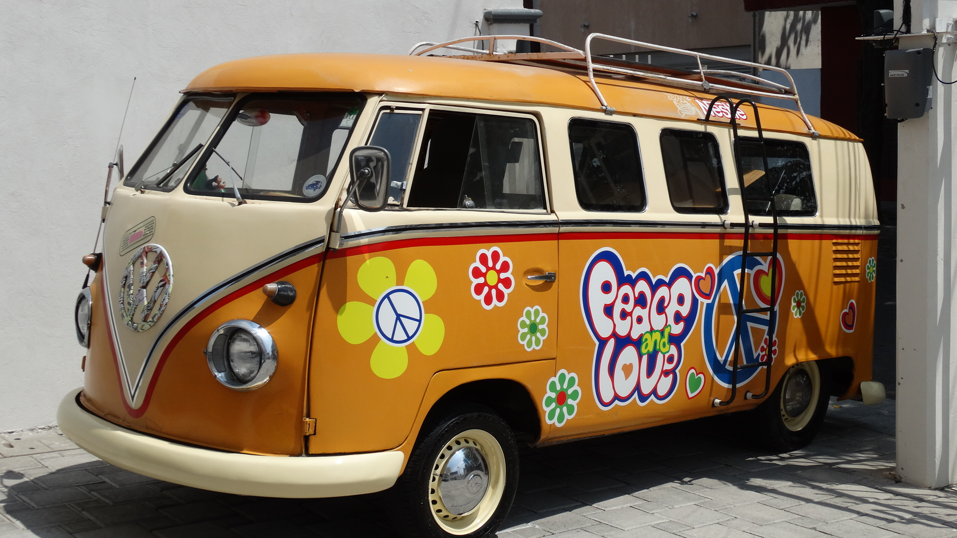 Vw Combi Split 1962 exporté en France