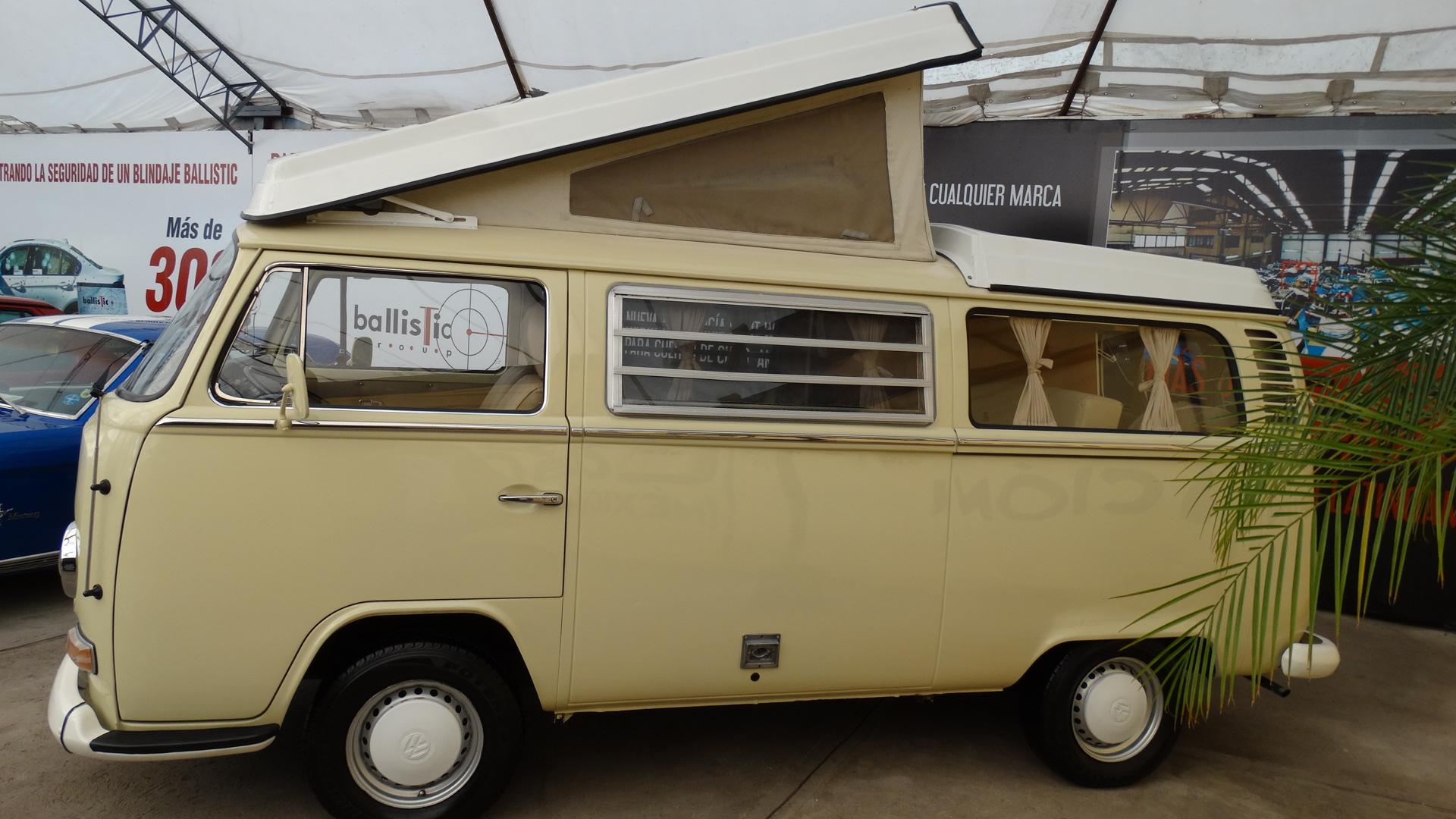 Vw Combi 1972 Westfalia exporté dans le sud de la France