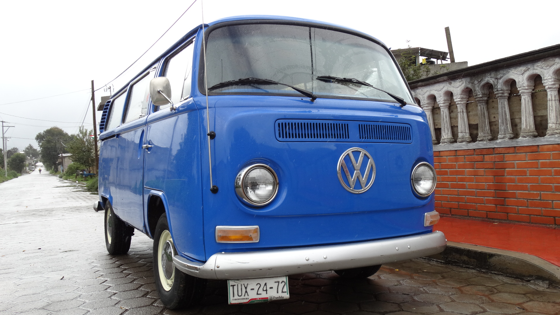 Vw Combi T2 AB 1972 Disponible