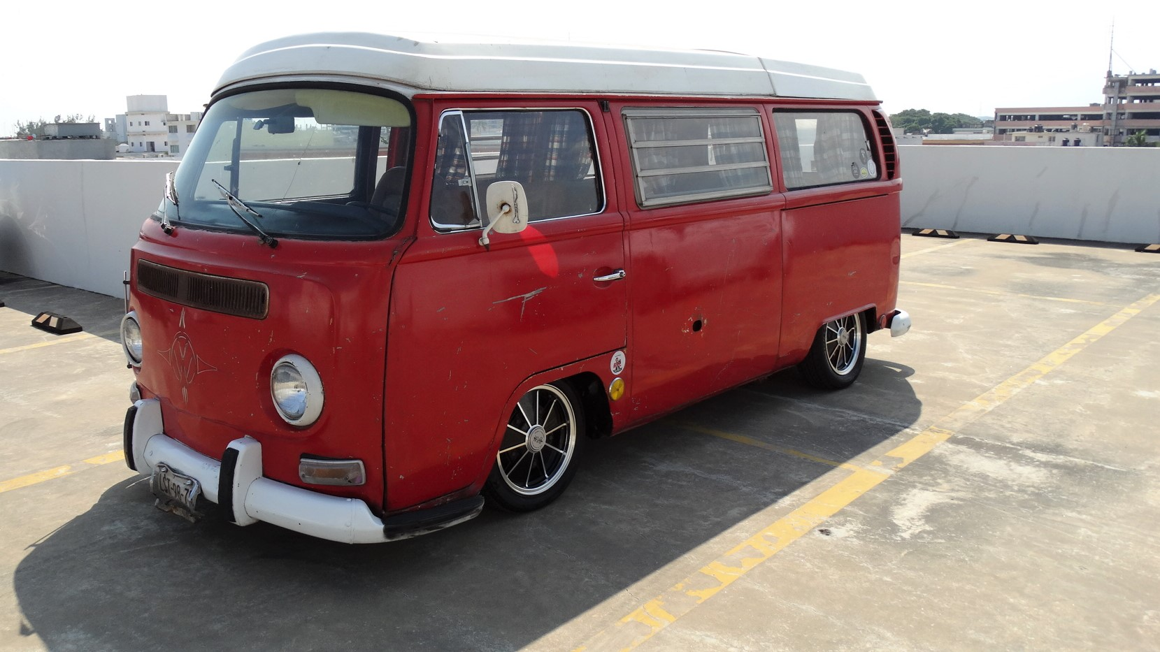Vw Combi T2A Westfalia 1968 disponible