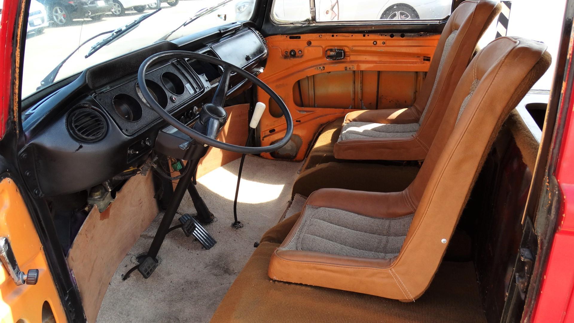 Vw Combi T2A Westfalia 1968