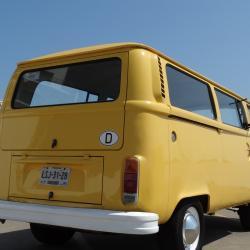Vw Combi T2B Bus 1975