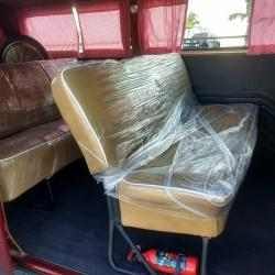 Vw Combi T2A Deluxe 1971 bus allemand
