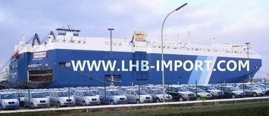 LHB IMPORT Shipping