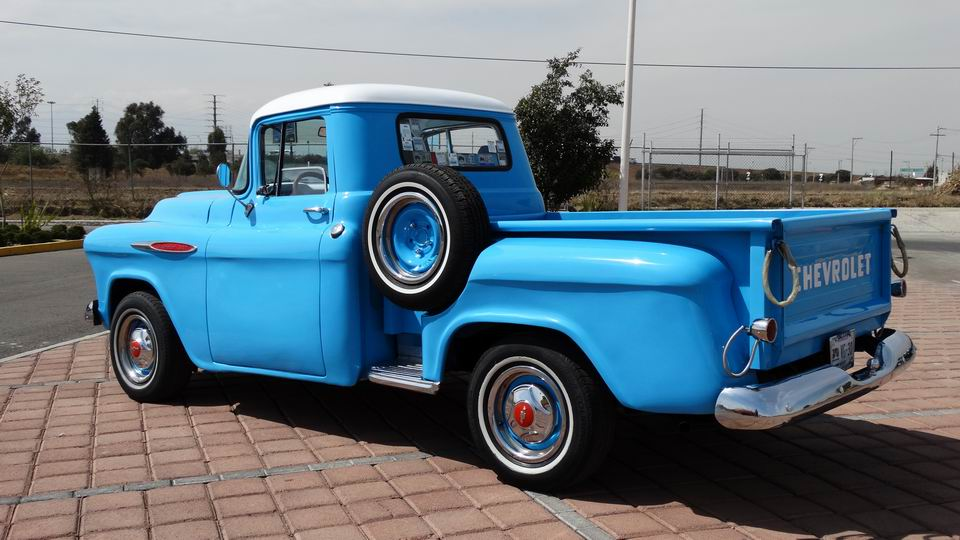 Chevrolet apache 1957 pick up
