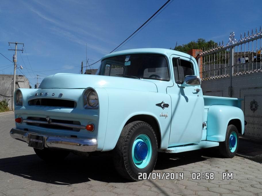 DODGE Fargo Pick-up 1957
