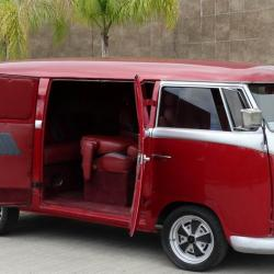 Vw Combi T1 Split 1960